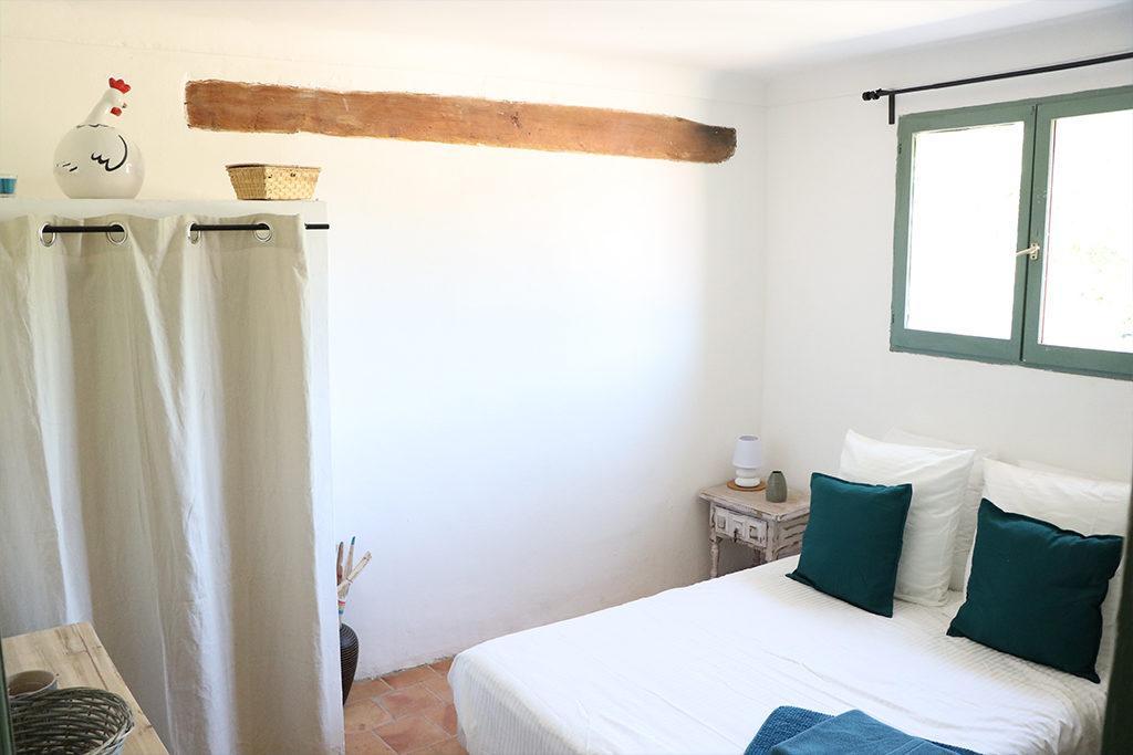 Les chambres d'hôtes à l'Auberge d'Eva de Saint-Tropez